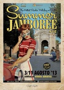 summer jamboree locandina